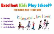 Excellent kids play school