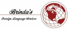 Brinda's Foreign Language Services