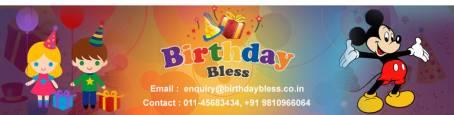 Birthday Bless