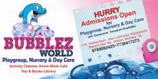 Bubblez World Day Care