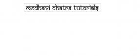 Medhavi Chatra Tutorials