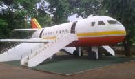 Aeroplane Garden