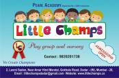 Little Champs Play Group and Nursery Pre School