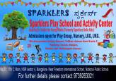Sparklers Play School and Activity centre