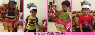Creative Little Minds