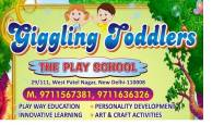 Giggling Toddlers The Play School
