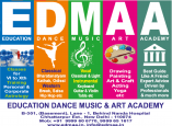 EDMAA - Education Dance Music & Art Academy