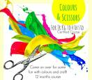 Colors and Scissors