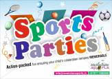 Sports Birthday Party by Revolution Sports