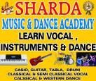 Sharda Music Academy