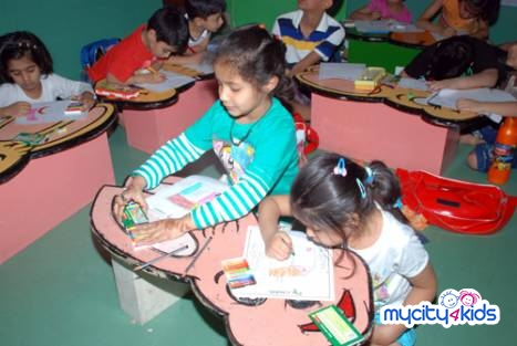 Idhanta -The Play School
