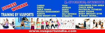 Vyom United Fitness Club