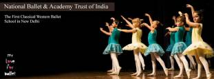 National Ballet  Academy Trust of India