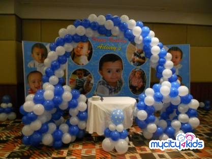 Birthdaywala sector 12 dwarka delhi ncr birthdays for Balloon decoration business