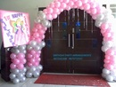 Birthday Party Arrangements