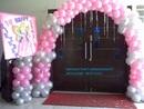 Birthday Party Arrangements
