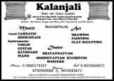 Kalanjali Dance & Music Academy