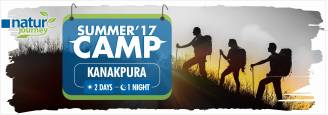 Nature Journey night summer camp at Kanakpur  in Kanakapura
